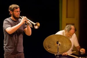 NY-UK on tour Jazz sound-thinkers: Improv experimenters, sound & groove merchants