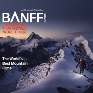 Banff Mountain Film Festival World Tour 2020