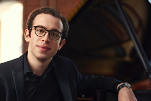 Weekend Concert Series: Nicolas Namoradze, Piano