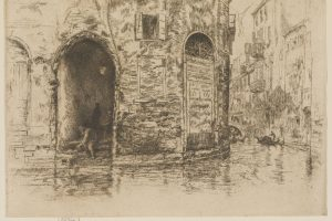 Etching Revival: Whistler and His Circle
