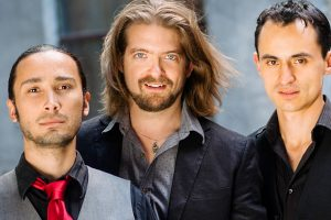 Valentine's Day with Juanito Pascual Trio
