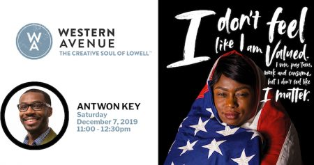 Lecture: Antwon Key - Design for Social Change