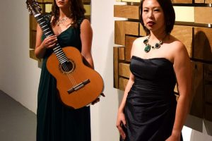 Luca Duo: Guitar and Voice