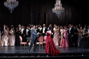 Opera at the Cinema: La Traviata