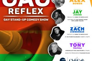 GAG Reflex: Gay Stand-Up Comedy Show