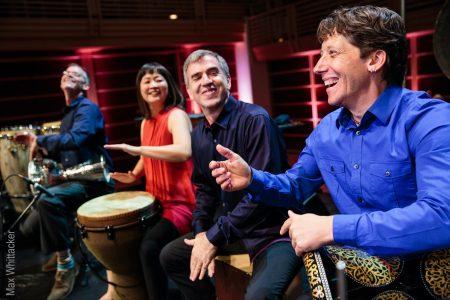 Silkroad Ensemble: Percussion All-Stars