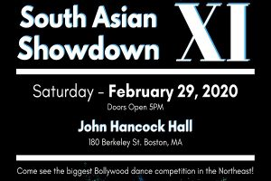 South Asian Showdown - Best of Bollywood and Fusion
