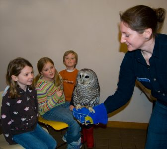 Owl Festival: Up Close and Personal with the Owls ...
