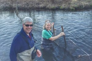 Nature On Tap...Fish Tales: Restoring the Coonamessett River