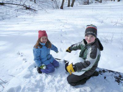 Fun in Nature: February Vacation Week at Broadmoor: Grades K-5