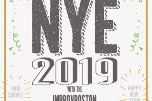 2019 New Year's Eve Comedy Countdown