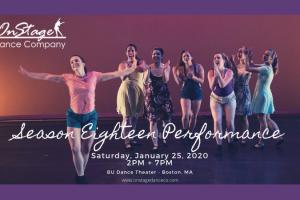 OnStage Dance Company Season 18 Performance (EVE)
