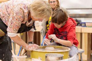 Free Family Art Day & Summer Art Camp Open House