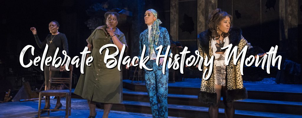 Events for Black History Month