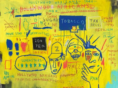 Writing the Future: Basquiat and the Hip-Hop Generation
