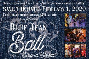 ACA's Blue Jean Ball 2020