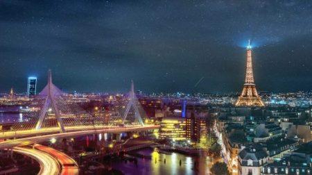 PARIS via BOSTON: Concert & Reception