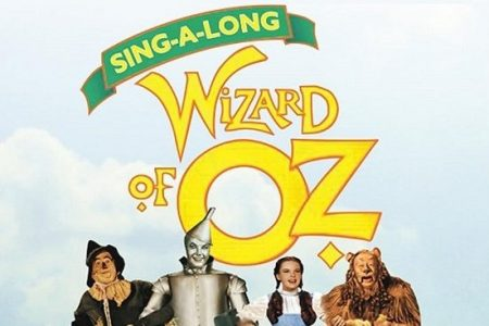 The Wizard of Oz Sing-A-Long!
