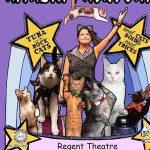 "Rock Cats Rescue Presents… ""The AMAZING ACROCA..."