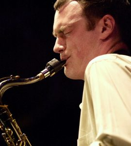 """Jazz in the Sanctuary Presents a """"Saxophone Summit..."""