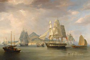 Newton History Series - Black Tiger: The Opium Trade
