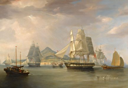 Newton History Series - Black Tiger: The Opium Trade
