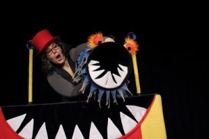 Magnificent Monster Circus Performed by CactusHead Puppets