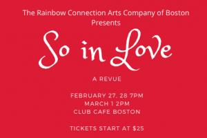 So in Love: A Revue