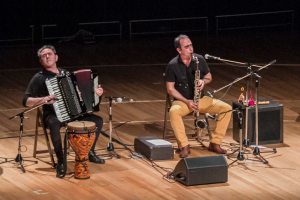 Lerner & Moguilevsky: Concert and Conversation