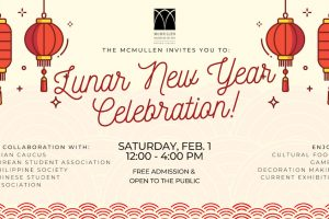 McMullen Lunar New Year Celebration