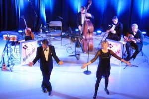 The Modernistics: hit songs, tap dance numbers, swinging celebration of the Great American Songbook
