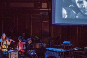 Contemporary Improvisation | Film Noir: Dr. Mabuse