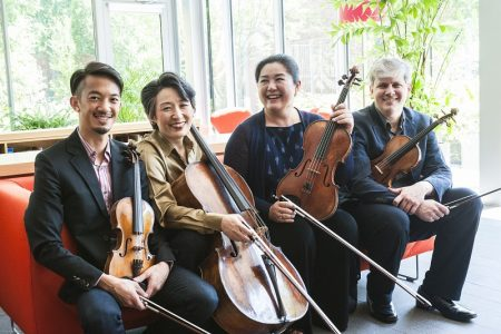 """Beethoven's Complete Works for String Quartet"" Program 2 (postponed)"