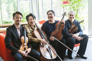 """Beethoven's Complete Works for String Quartet"" Program 3 (postponed)"