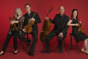 Lydian String Quartet: seeking all that's still unsung