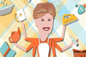 Erma Bombeck: At Wit's End (CANCELED)