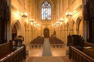 EMMANUEL MUSIC: Lindsey Chapel Series – Bach English Suite in F Major, BWV 809 POSTPONED