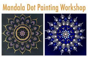 Mandala Dot Painting Workshop