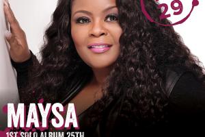 MAYSA 1st Solo Album 25th Anniversary Tour