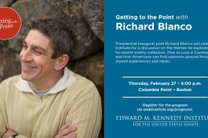 Getting to the Point with Richard Blanco