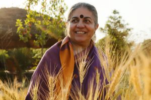 International Womxn's Day Lecture: Dr. Vandana Shiva