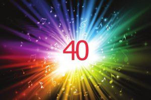 Spectrum Singers at 40!