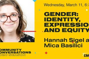 Community Conversations - Gender: Identity, Expression, and Equity