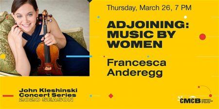 Adjoining: Music by Women