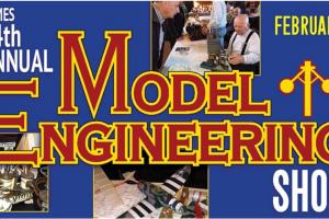 NEMES (New England Model Engineering Society) Show