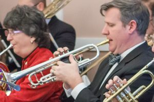 Band Concert under New Director