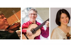 """Music for Peace: """"The Dawn of Hope"""" with the BFO Trio"""