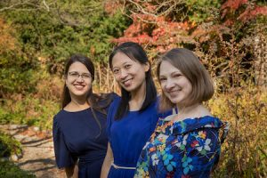 Amira Piano Trio: The Bridges of Time