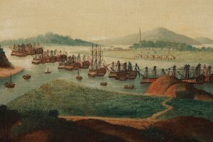 POSTPONED: The China Trade