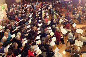 Belmont Open Sings Presents Gabriel Fauré's Requiem